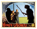 House Of Secrets - 1936 II Giclee Print