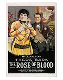 The Rose Of Blood - 1917 Reproduction procédé giclée
