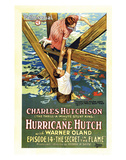 Hurricane Hutch - 1921 II Reproduction procédé giclée