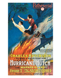 Hurricane Hutch - 1921 I Reproduction procédé giclée