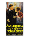 Husbands Or Lovers - 1924 II Giclee Print