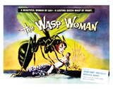 The Wasp Woman - 1959 Prints