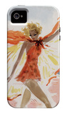 Mademoiselle 6/1/1936 iPhone 4/4S Case by Helen Jameson Hall
