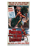 The Phantom From 10,000 Leagues - 1955 I Giclee Print
