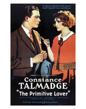 The Primitive Lover - 1922 Posters