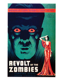 Revolt Of The Zombies - 1936 Giclee Print