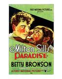 Paradise - 1926 Giclee Print