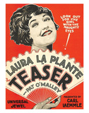 The Teaser - 1925 Lmina gicle