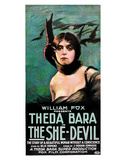 The She Devil - 1918 Giclee Print