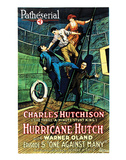 Hurricane Hutch - 1921 III Reproduction procédé giclée