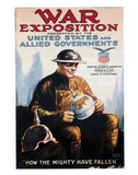 War Exposition - 1918 Giclee Print