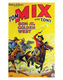 Son Of The Golden West - 1928 Giclee Print
