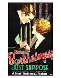 Just Suppose - 1926 Giclee Print