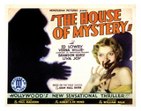 House Of Mystery - 1934 II Giclee Print