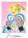 L'Alesienne Impressões colecionáveis por Pablo Picasso