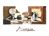 Nature Morte Impressão colecionável por Pablo Picasso