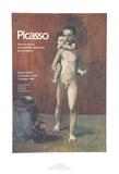Le Deux Freres Impressão colecionável por Pablo Picasso