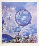 A Dream of Flight Reproduction pour collectionneurs par Isaac Abrams