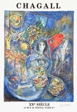XX Siecle Collectable Print by Marc Chagall