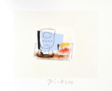 Nature Morte au Verre Collectable Print by Pablo Picasso