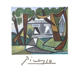 Le Verte Galant Impressões colecionáveis por Pablo Picasso
