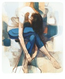 Dancer Resting Limited Edition by Jim Jonson