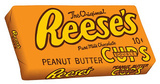 Reese's Peanut Butter Cups Candy Tin Sign
