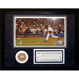 Mariano Rivera 'The Last Pitch At Yankee Stadium' Framed Dirt Collage Framed Memorabilia