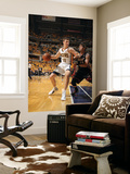 Indianapolis, IN - May 24: Miami Heat and Indiana Pacers - Tyler Hansbrough and Mike Miller Wall Mural by Nathaniel S. Butler