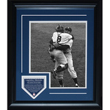 Don Larsen Legendary Moment Collage (unsigned) Framed Memorabilia