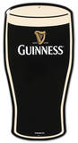 Guinness Stout Pint Beer Metal Placa de lata