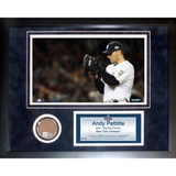 Andy Pettitte Mini Dirt Collage Framed Memorabilia