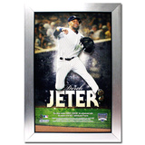 "Derek Jeter ""Jeter Air"" (unsigned)igned In the Game Dirt Collage Framed Memorabilia"