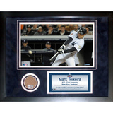 Mark Teixeira Mini Dirt Collage Framed Memorabilia
