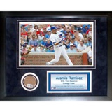 Aramis Ramirez Mini Dirt Collage Framed Memorabilia