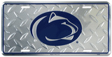 Penn State Diamond License Plate Blikskilt