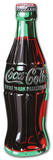 Coca Cola Coke Bottle Blechschild