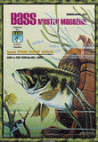 Bass Master Fish In Barrel Tin Sign