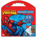 Spider-Man Stickers Set 3 Stickers