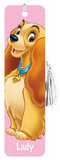 Lady and the Tramp Movie Lady Tasseled Bookmark Bookmark