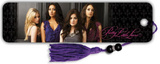 Pretty Little Liars Group TV Beaded Bookmark Bookmark