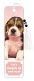 Beagle Puppy Beaded Bookmark Bookmark