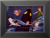 Vole ! (Peter Pan) - ©Disney Art