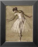 Bourrée II Kunstdruck von Mary Dulon