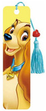Lady and the Tramp Movie Lady Beaded Bookmark Bookmark