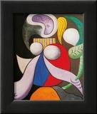 Femme a La Fleur, c.1932 Arte di Pablo Picasso