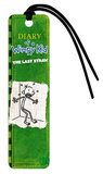 Diary of a Wimpy Kid Last Straw Green Bookmark Bookmark