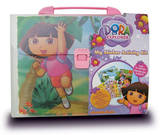 Dora the Explorer TV Stickers Set 4 Stickers