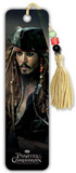 Pirates of the Caribbean: On Stranger Tides Movie Jack Sparrow Johnny Depp Beaded Bookmark Bookmark