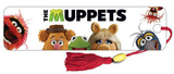 The Muppets Movie Group Collector's Beaded Bookmark Bookmark